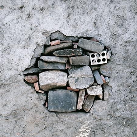 002Ciuco2017 Piedras Fotografía impresa sobre tela mediante sublimación 40 x 40 cm 1998