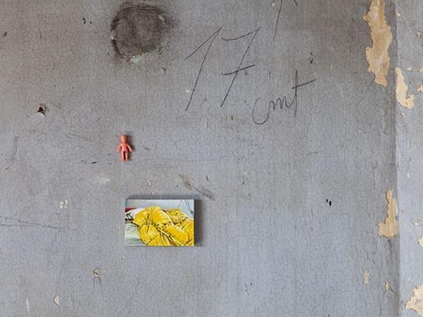 007Ciuco2017 Muñeco Fotografía impresa sobre tela mediante sublimación 60 x 80 cm 2011
