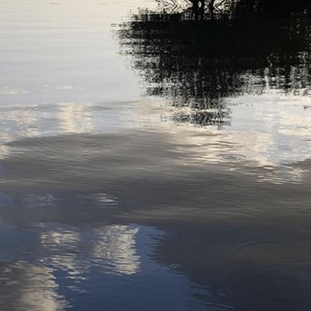 009Ciuco2017 Agua Fotografía impresa sobre tela mediante sublimación 40 x 40 cm 2014