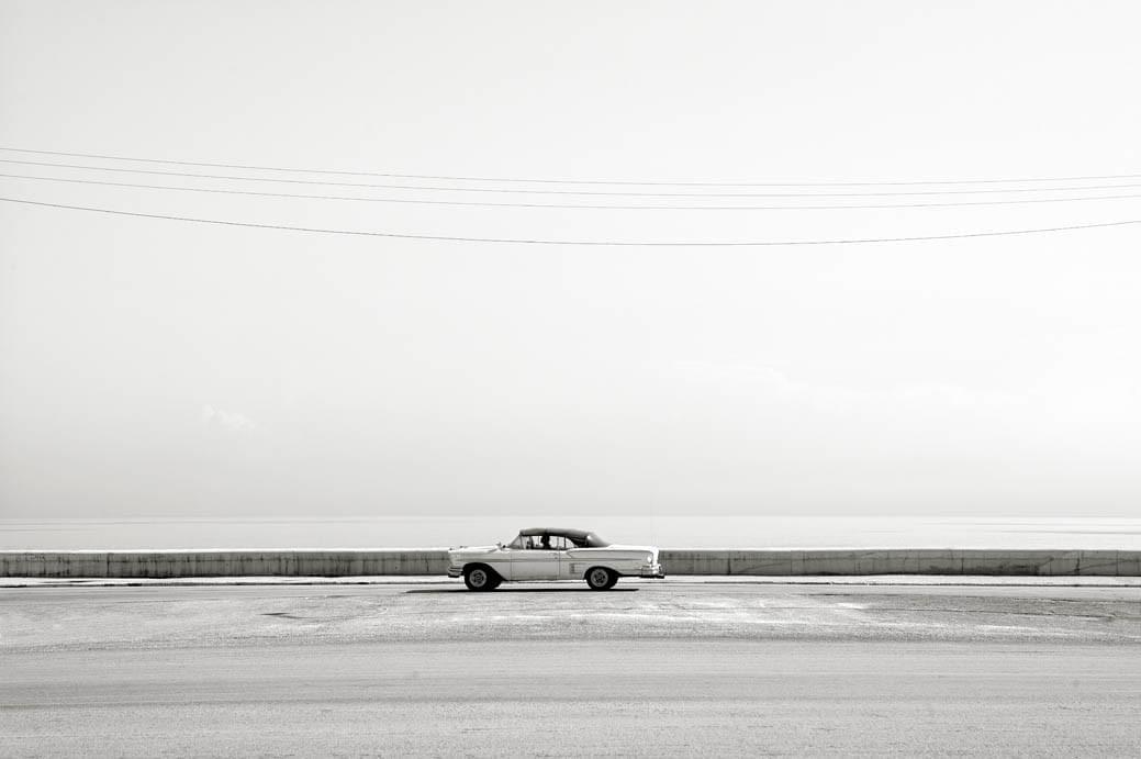 01 La Habana Impresión digital de pigmentos 50 x 70 cm. 2012