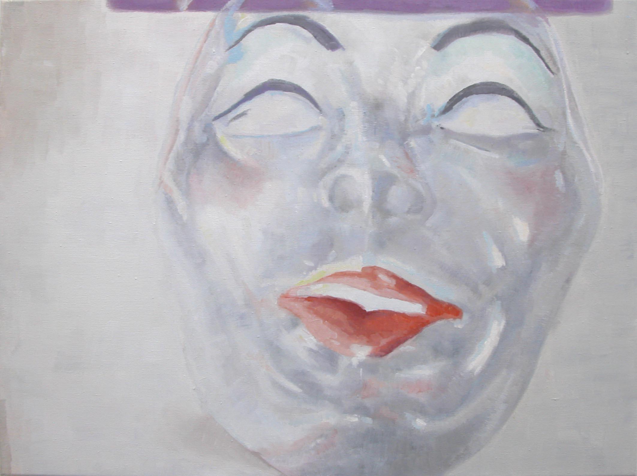 02-Chema Como Ghost Make up Baja