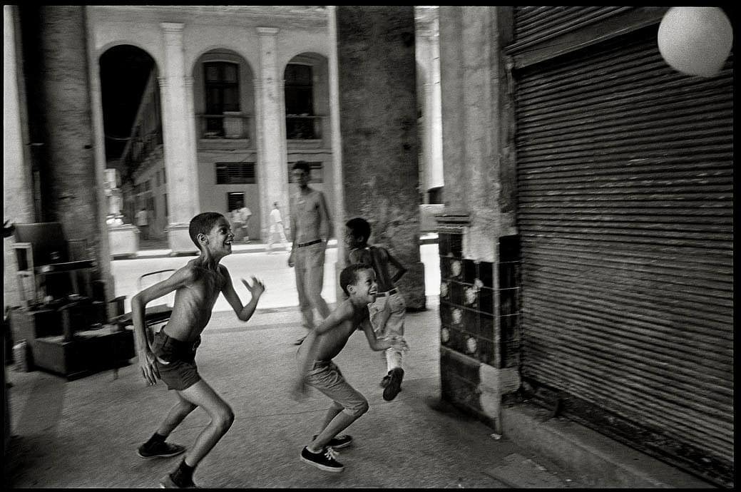 05-La Habana 1997 50 x 70 cm