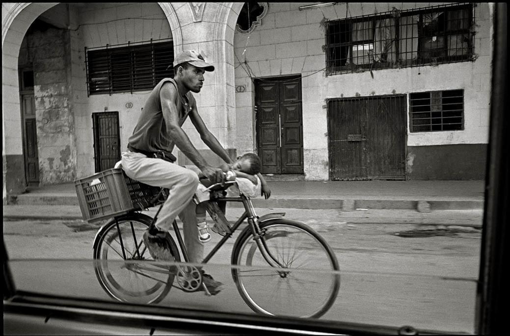 05 La Habana. Impresión digital de pigmentos minerales 50 x 70 cm. 2000
