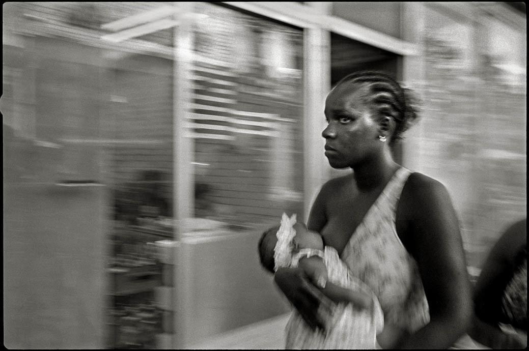 06-La Habana 2003. Impresion digital de pigmentos minerales Ultrachrome sobre papel Hahnemuehle.50 x 70 cm
