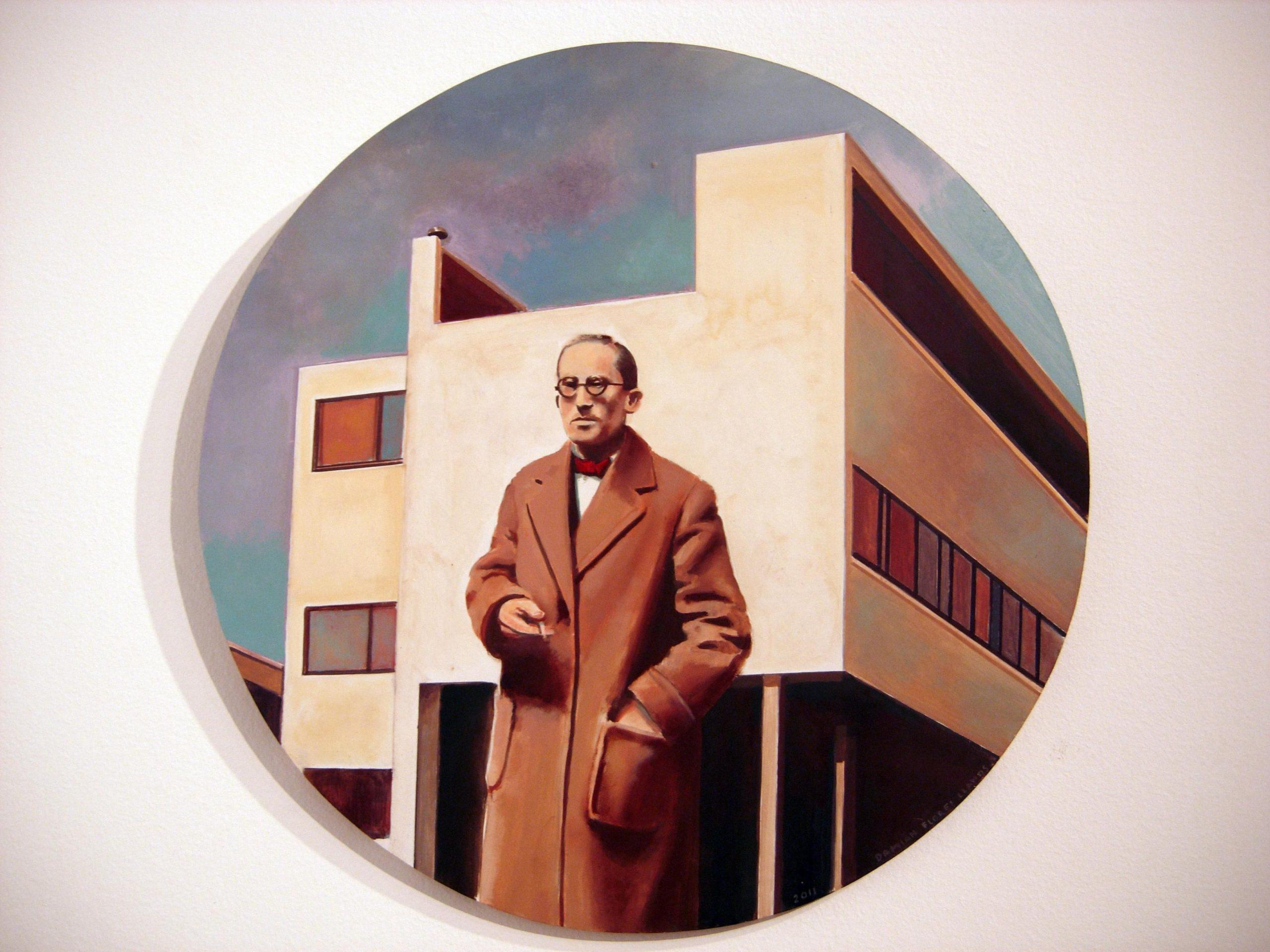 08-DAMIAN FLORES Le Corbusier en Stuttgart 2011