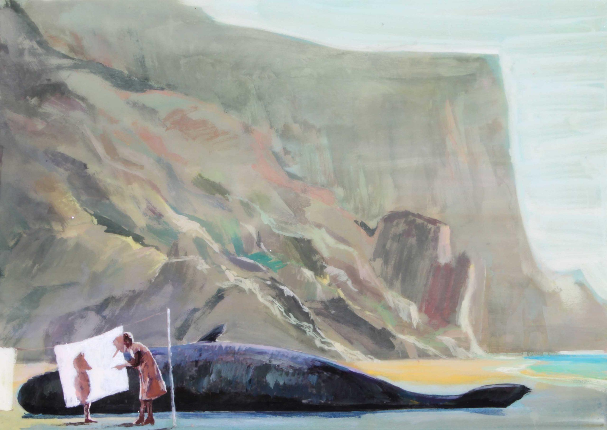 09-JH025 El suenio de la ballena