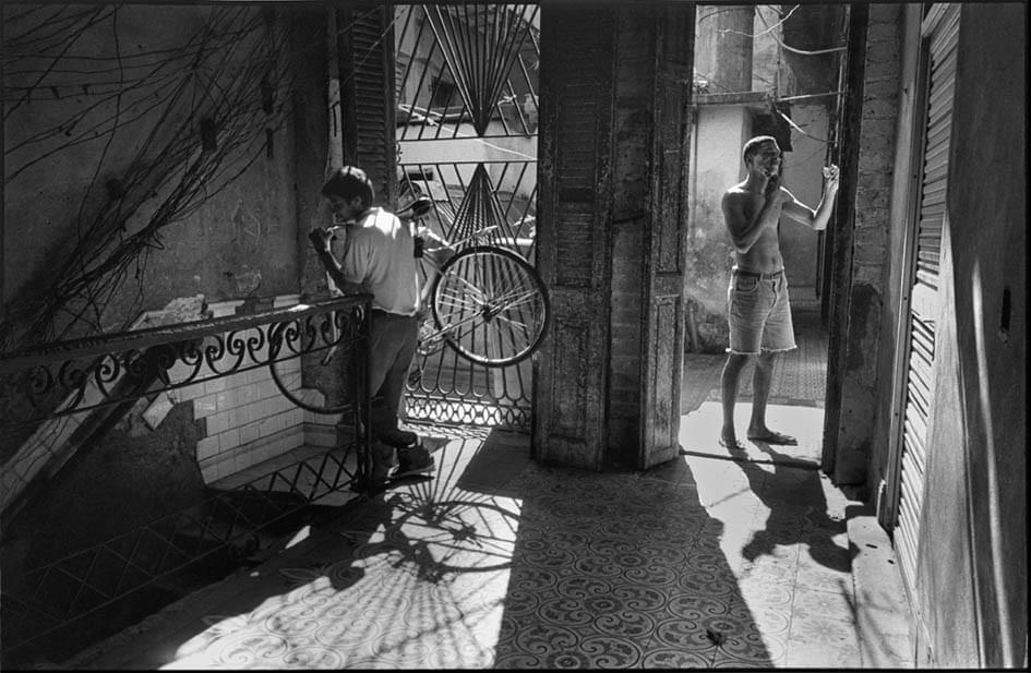 13-La Habana 1999 50 x 70 cm