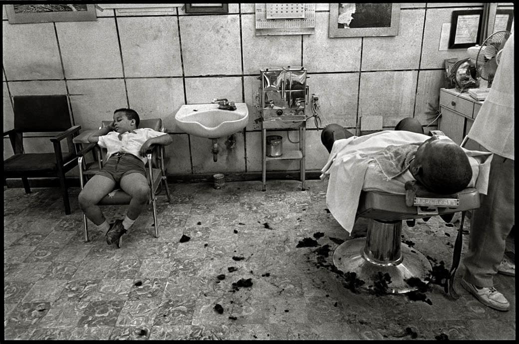 17-La Habana 1999 70 x 100 cm