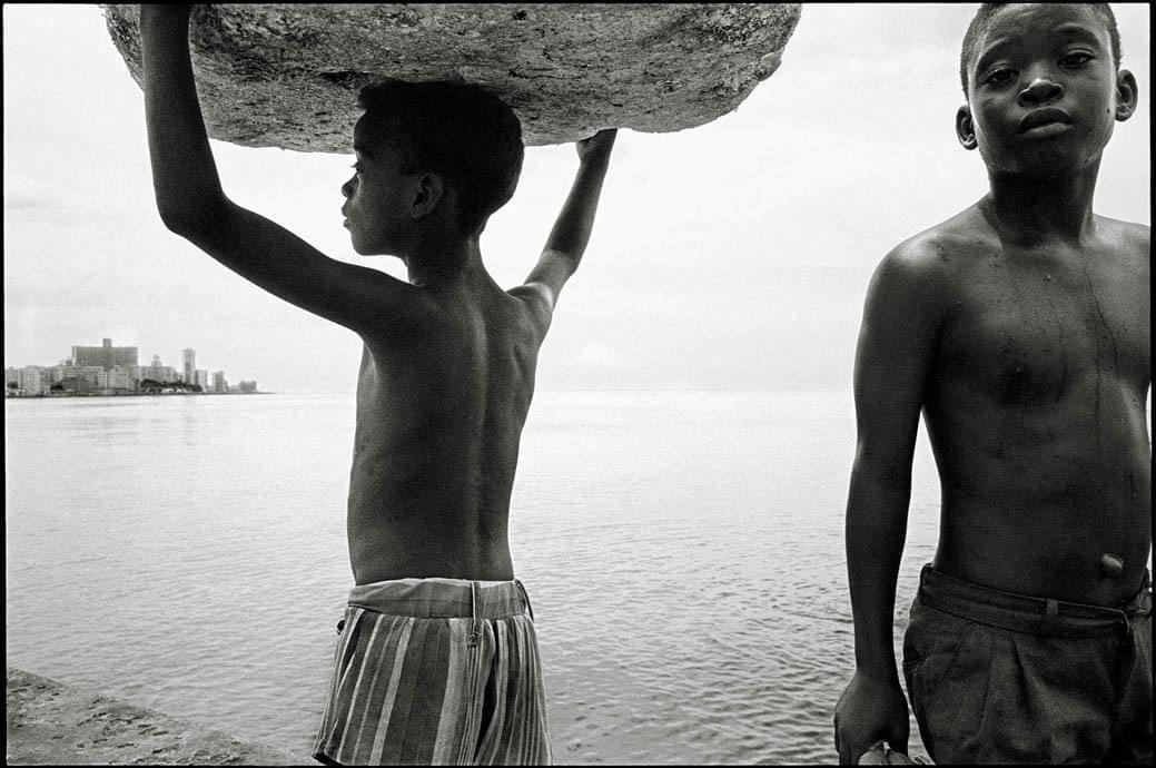 18-La Habana 1995 50 x 70 cm