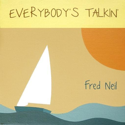 """CHEMA PERALTA. """"Everybody's talkin"""". Fred Neil. Acrílico sobre tela. 18 x 18 cm. 2015."""