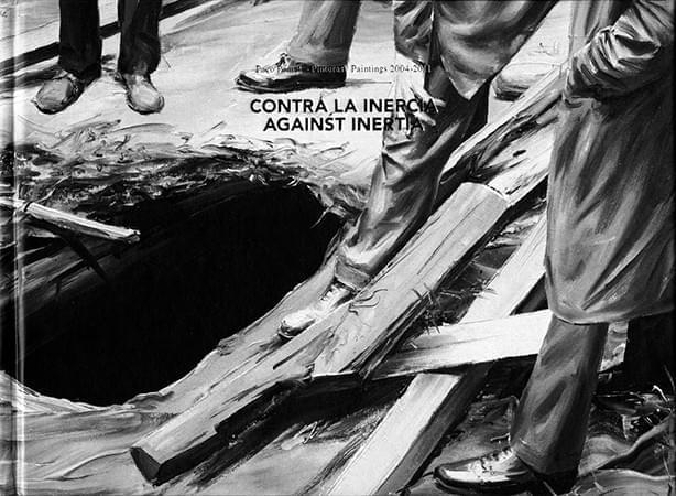 PACOPOMET DIPUTACIÓN DE GRANADA. Paco Pomet – Pinturas 2004-2011. Contra la inercia. Granada, 2012