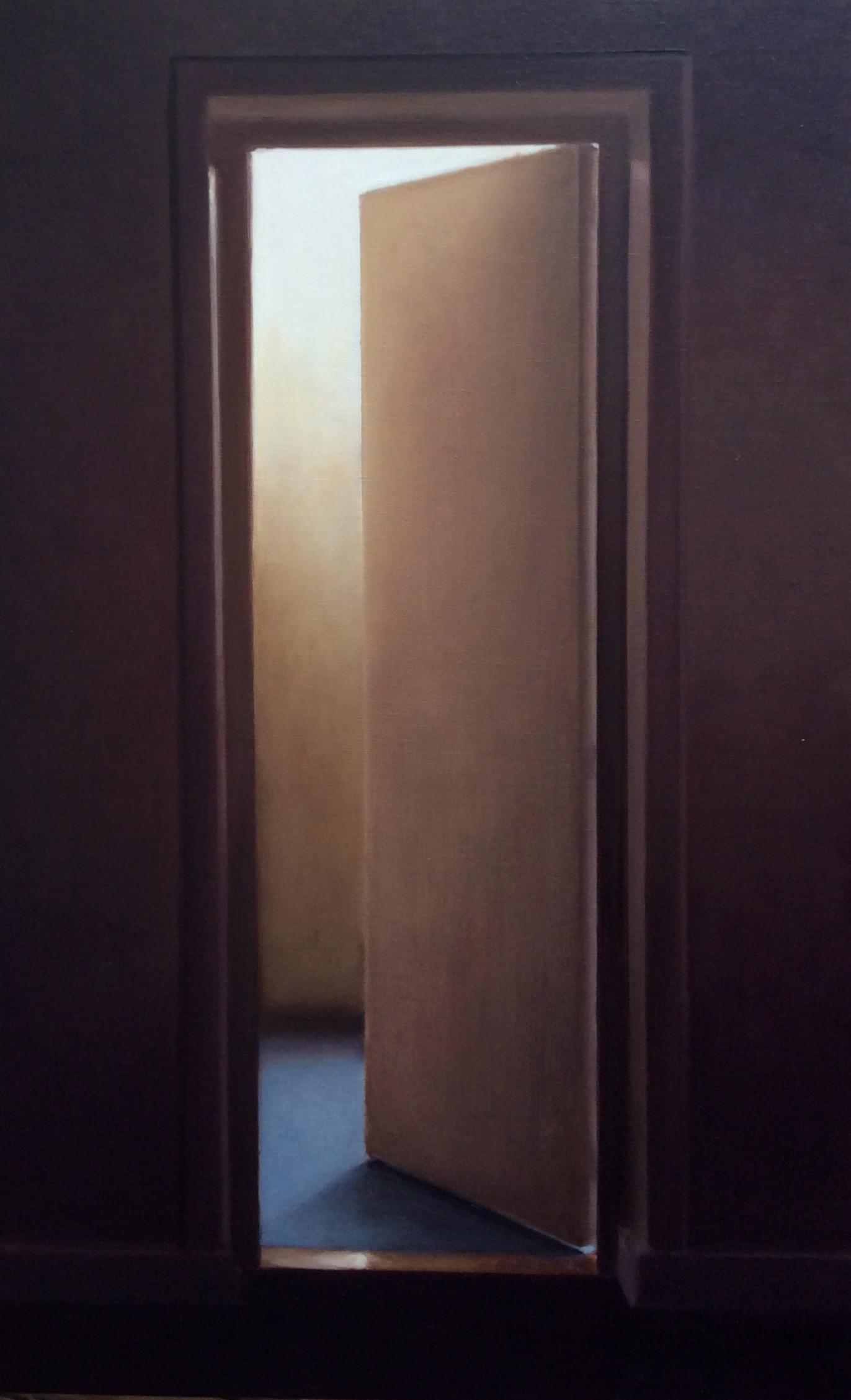 SC457. Baño del Hotel de Suez Óleo sobre lienzo 90 x 55 cm 2016