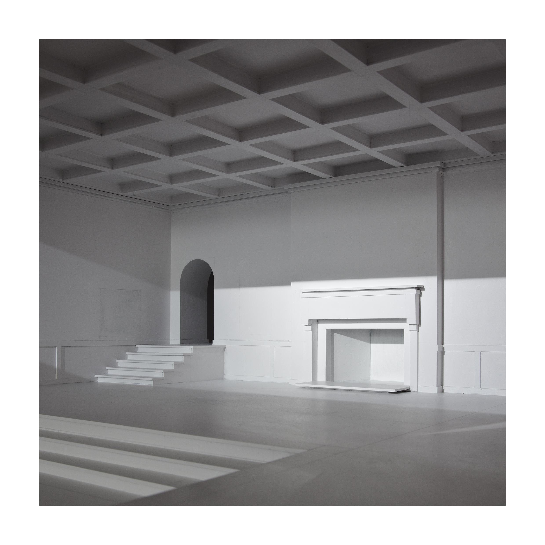 bauen6 Bauen VII. Casa de dictador. Berghof. Impresión digital, papel algodón Hahnemühle. 140X140cm. Edición 5+2 P.A.