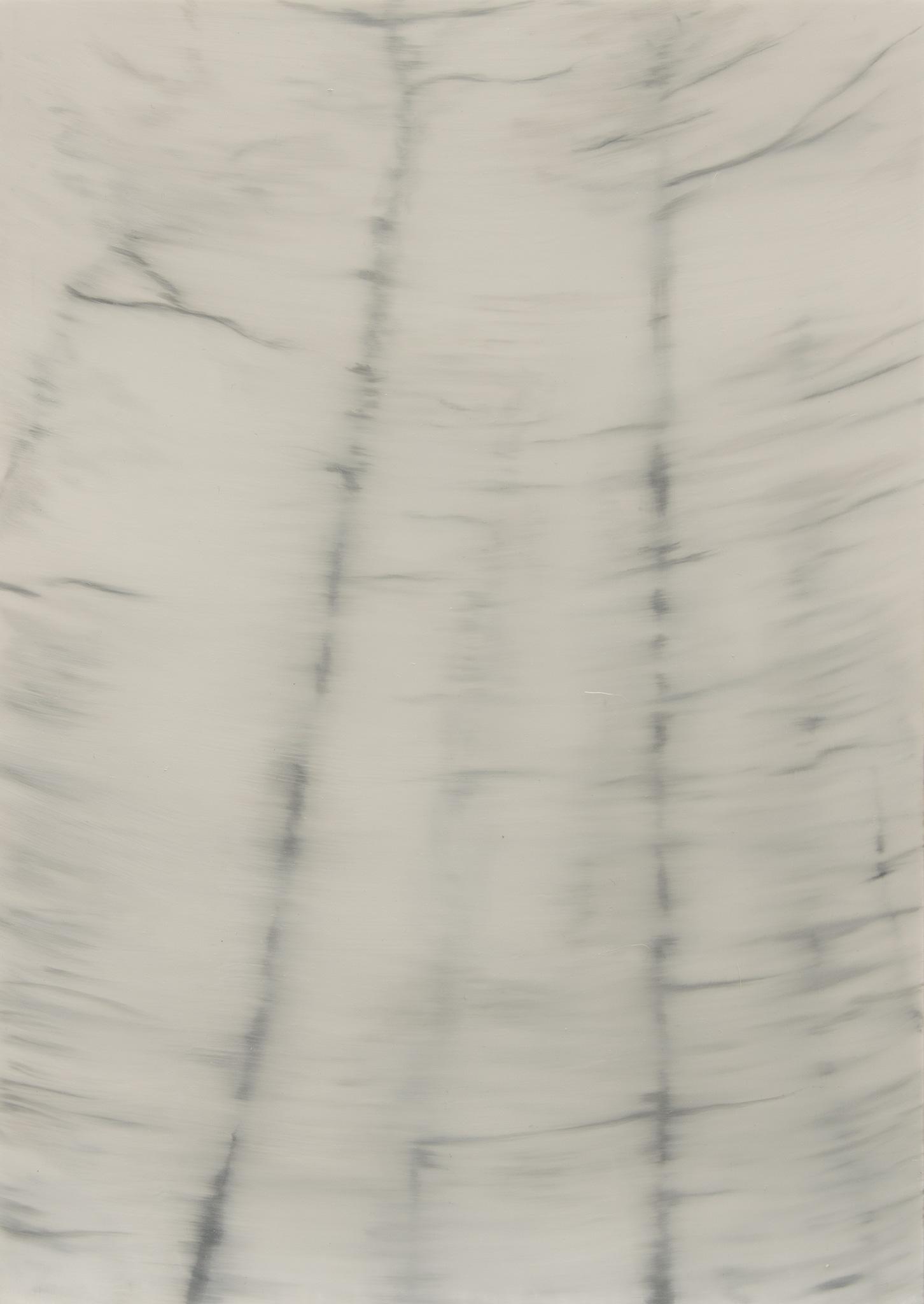 Poema IV Óleo sobre poliéster 29,5 x 21 cm 2019