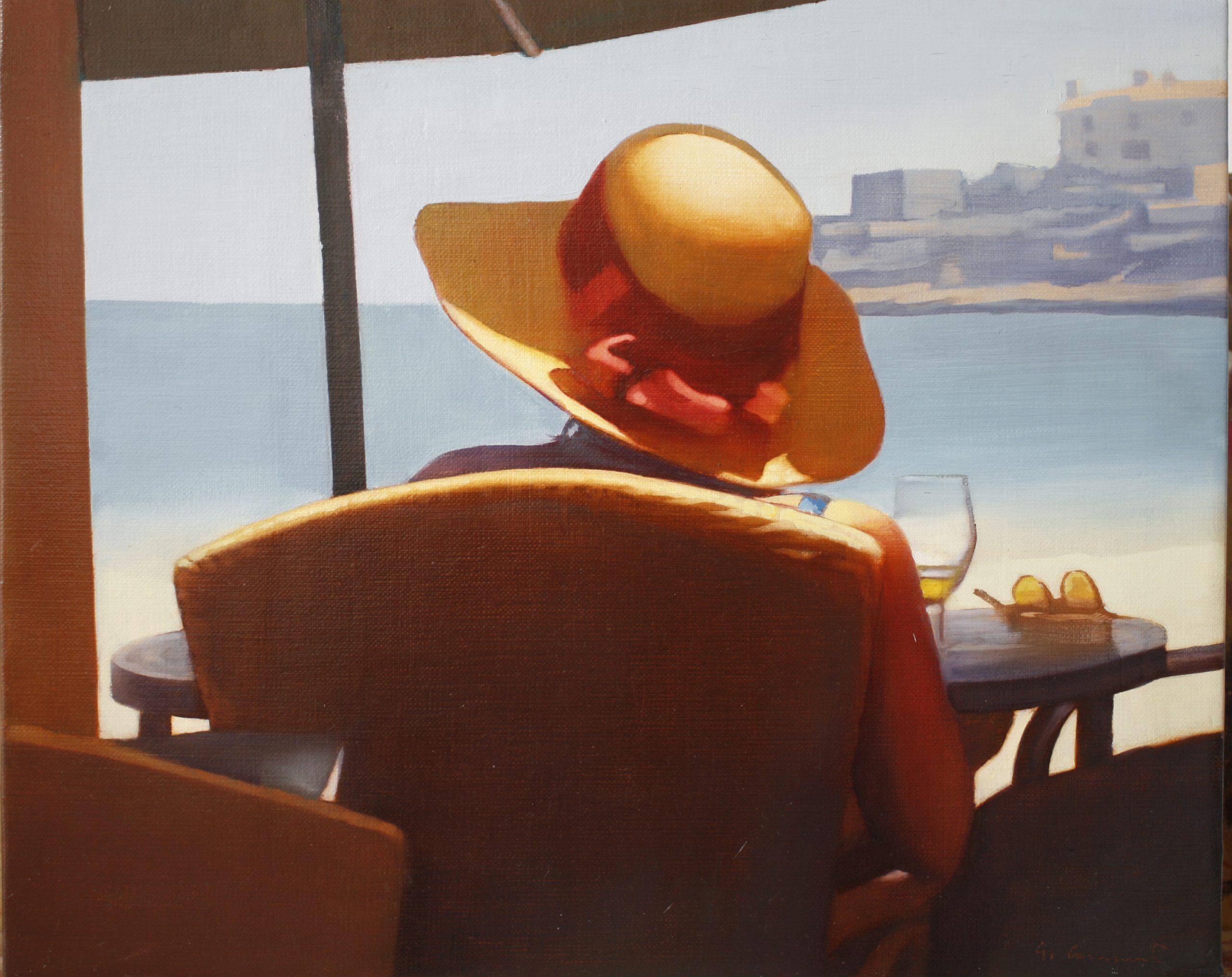 JMC55 José María Cuasante Sin título óleo sobre lienzo 33 x 41 cm 2019