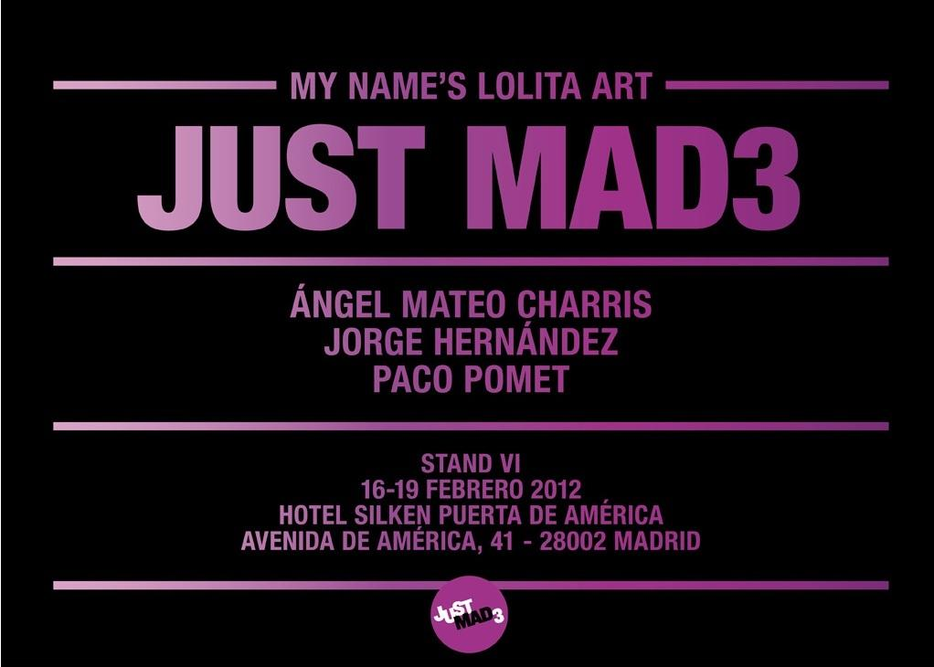12 JUSTMAD